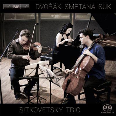 Dvorák, Smetana, Suk