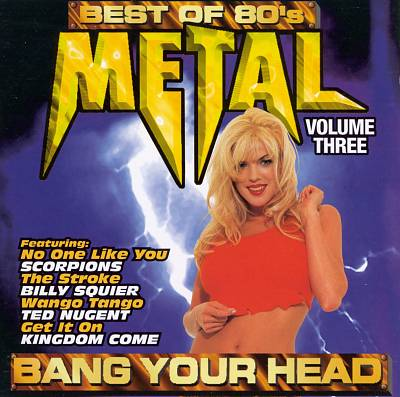 Best of 80's Metal, Vol. 3