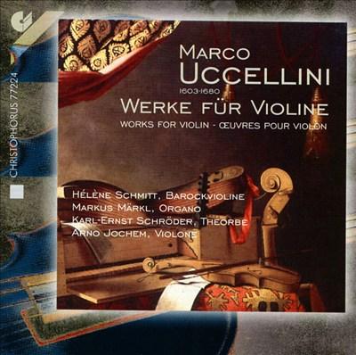 Uccelini: Weke fur Violine