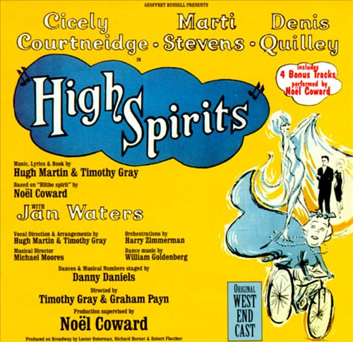 High Spirits [Original London Cast]