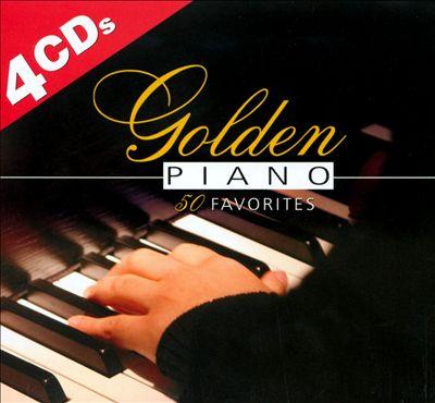 Golden Piano: 50 Favorites [2008]