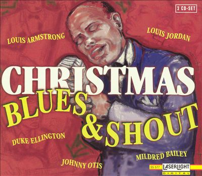 Christmas Blues & Shout [Box]