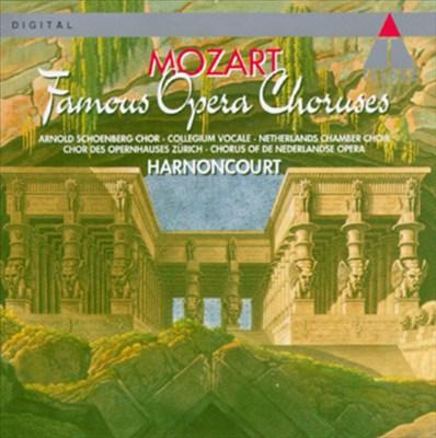 Mozart: Famous Opera Choruses