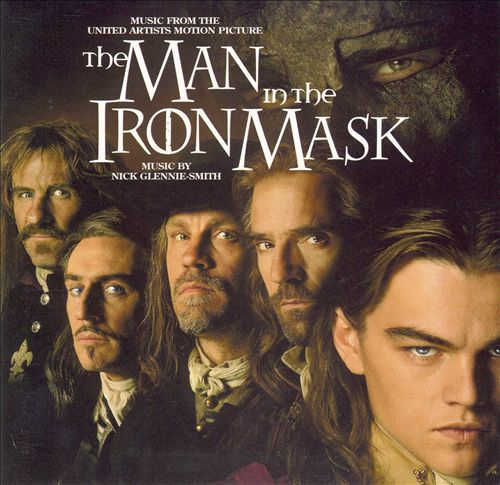 The Man in the Iron Mask [Music from the Original Motion Picture Soundtrack]
