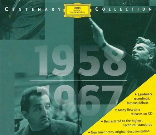 Deutsche Grammophon Centenary Collection, 1958-1967
