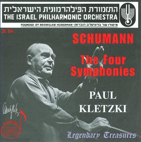 Schumann: The Four Symphonies