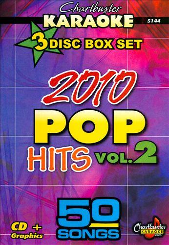 Chartbuster Karaoke: 2010 Pop Hits, Vol. 2