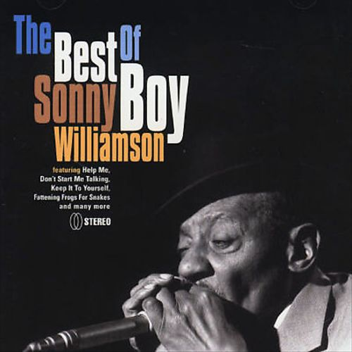 The Best of Sonny Boy Williamson [Fontana]