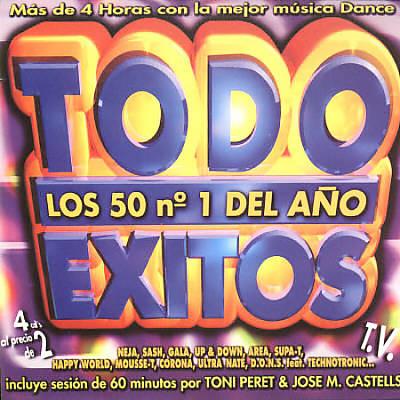 Todo Exitos, Vol. 2: 50 No. 1 del Ano