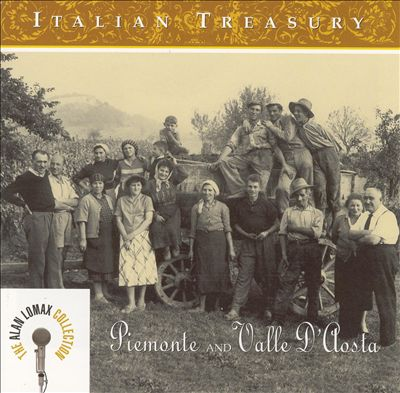 Italian Treasury: Piemonte and Valle d'Aosta