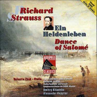 Richard Strauss: Ein Heldenleben; Dance of Salomé