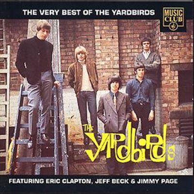 最棒的Yardbirds[音乐俱乐部]