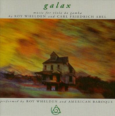 Galax: Music for Viola da Gamba