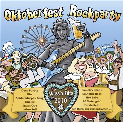 Oktoberfest Rockparty: Wies'n Hits 2010