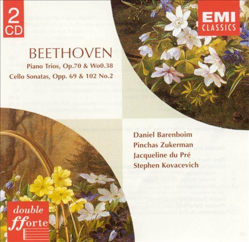 Beethoven: Piano Trios & Cello Sonatas