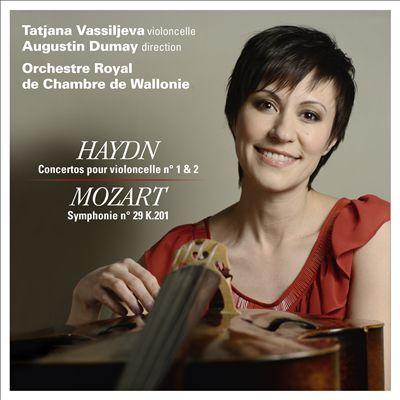 Haydn: Concertos pour violoncelle Nos. 1 & 2; Mozart: Symphonie No. 29