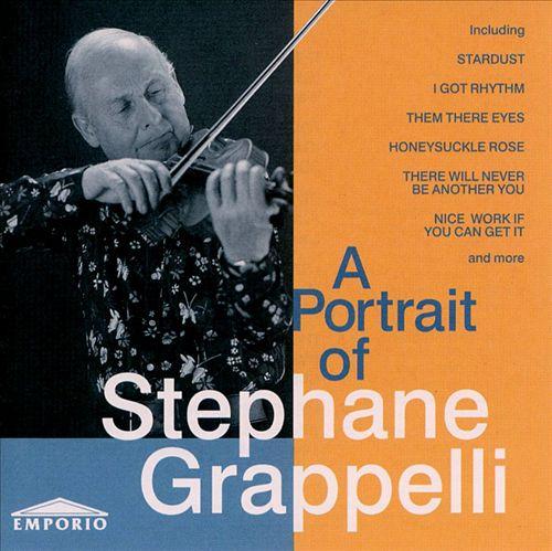 A Portrait of Stéphane Grappelli
