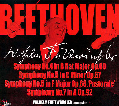 Beethoven: Symphonies Nos. 4-7
