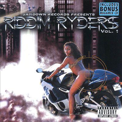 Riddim Ryders, Vol. 1