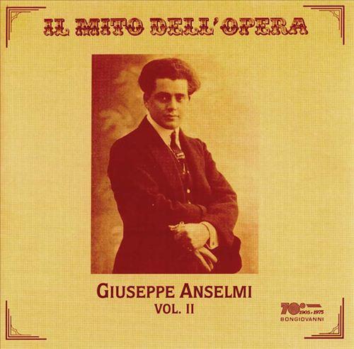 Giuseppe Anselmi, Vol. II