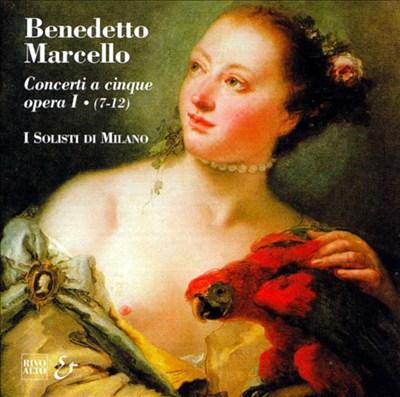 Marcello: Concertos a cinque; 5 Sinfonias