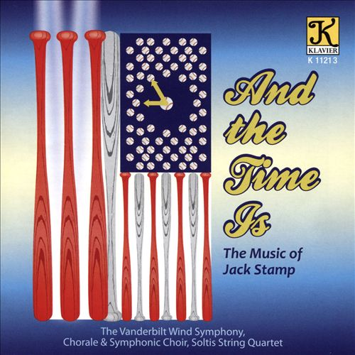 And the Time Is: The Music of Jack Stamp