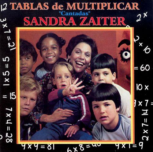 Tablas de Multiplicar Cantadas