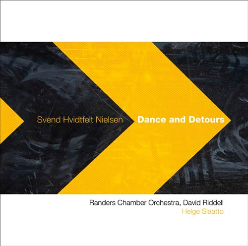 Svend Hvidtfelt Nielsen: Dance and Detours