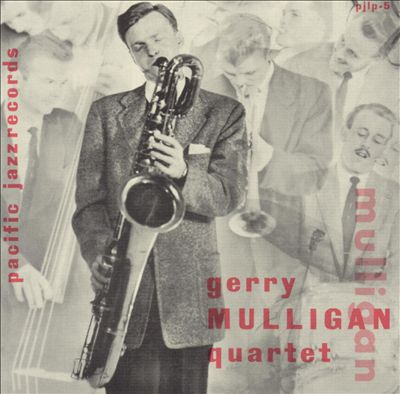 Gerry Mulligan Quartet, Vol. 2