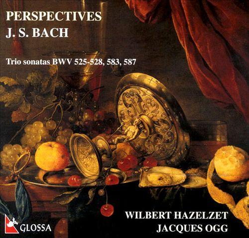 Perspectives: J.S. Bach Trio Sonatas