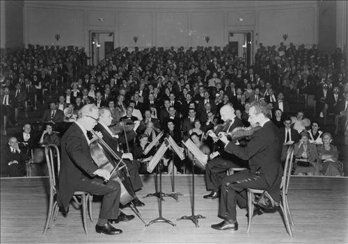 Budapest Quartet
