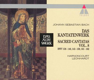 Bach: Das Kantatenwerk, Vol. 8
