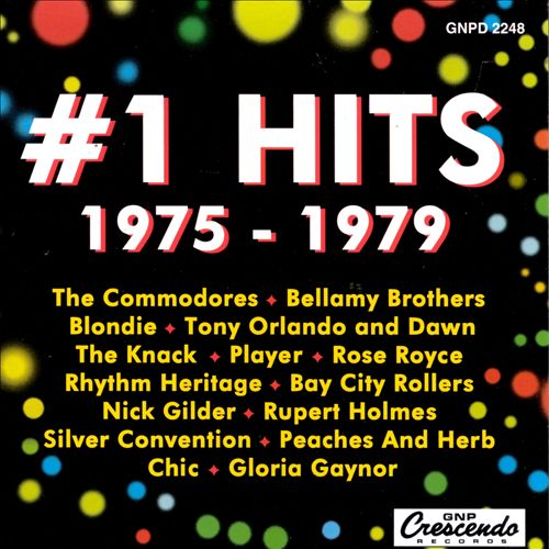 #1 Hits: 1975-1979