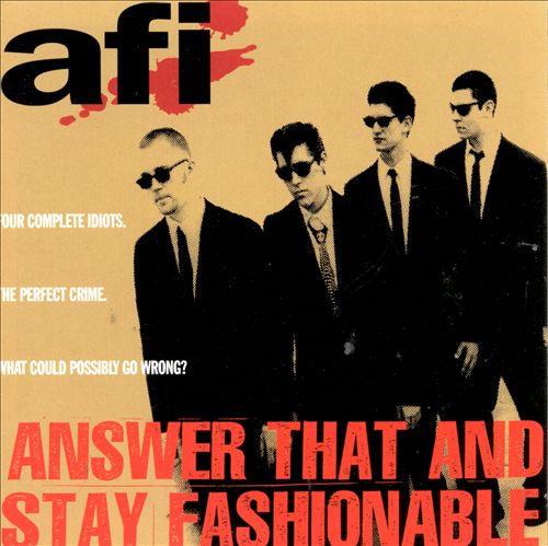 Answer That & Stay Fashionable