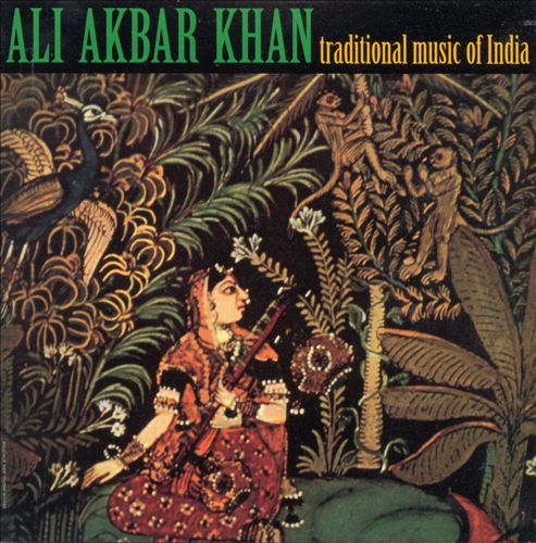 Traditional Music of India [1995]