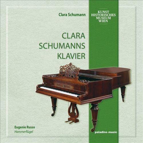 Clara Schumann's Klavier