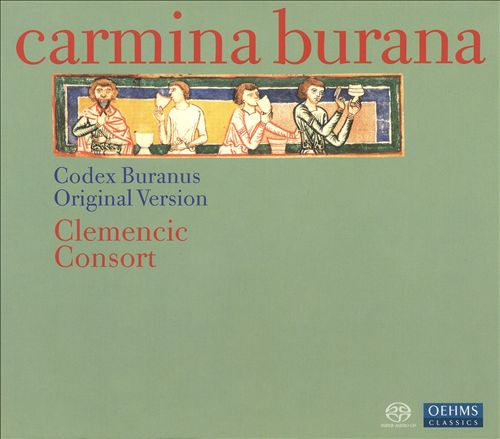 Carmina Burana - Codex Buranus Original Version