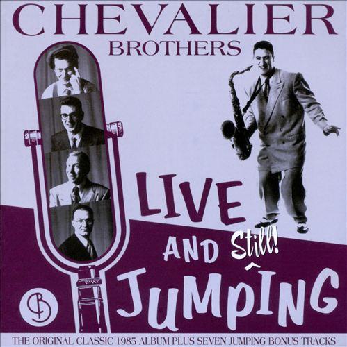 Live & Still Jumping
