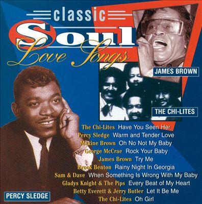 Classic Soul Love Songs