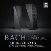 Bach: Violin Concertos BWV 1041, 1042, 1043, 1056R