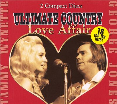 Ultimate Country Love Affair