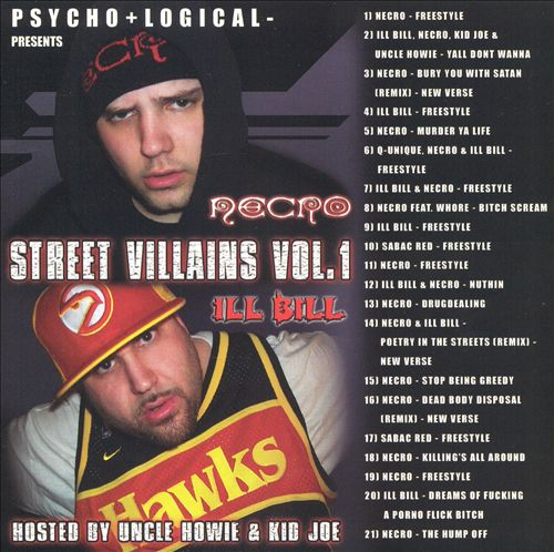 Street Villains, Vol. 1