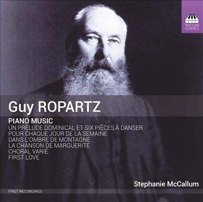 Ropartz: Piano Music