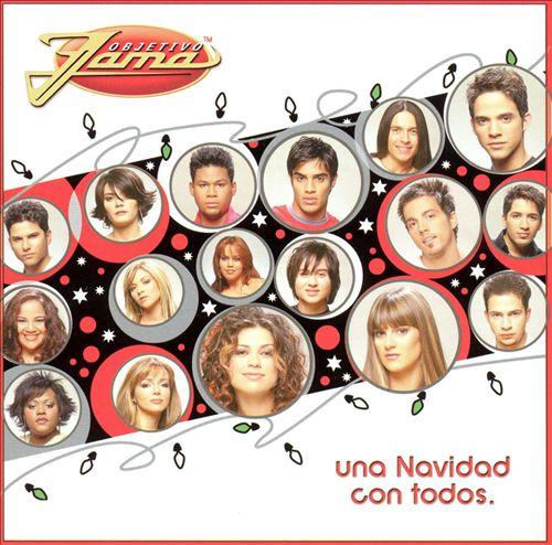 Objetivo Fama: Una Navidad Con Todos [CD & DVD]