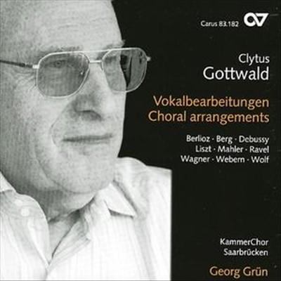 Lytus Gottwald: Choral Arrangements