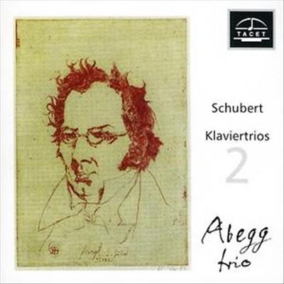 Schubert: Klaviertrios, Vol. 2