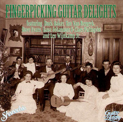 Fingerpicking Guitar Delights