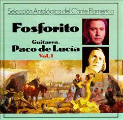 Antologia del Cante Flemenco, Vol. 1