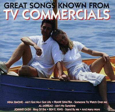 Great Songs from TV Commercials