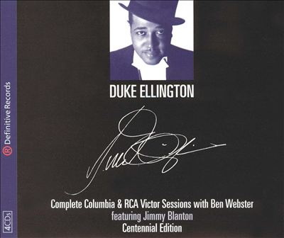 Duke Ellington: Complete Columbia and RCA Victor Sessions